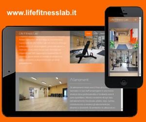 Nuovo sito web Life Fitness Lab a Borgo a Mozzano